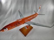 Aviao Boeing 737-800 GOL - NET - NOVA PINTURA - MAQUETE -
