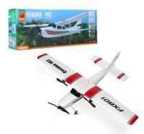 Avião De Controle Remoto Cessna 182 Aeromodelo Rc Rtf Airpla - Wltoys