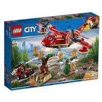 Avião de Incêndio - LEGO City 60217 -