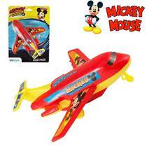 Avião do Mickey à Fricção 15cm - 133588 - Etilux