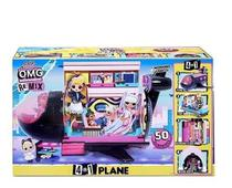 Avião Lol Surprise Omg Remix Plane - Candide 8962 - Mga