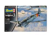 Aviao Messerschmitt Bf109 G-10 03958 - REVELL ALEMA -