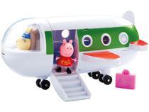Avião Peppa Pig com Acessórios  - DTC