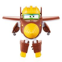 Avião Super Wings - 12 cm -Todd - Intek - Intek toy