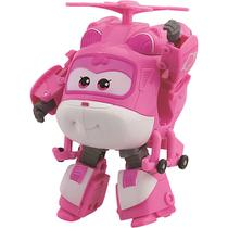 Aviao Super WINGS Change em UP DIZZY INTEK YW710240 8006-4 -