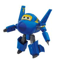 Avião Super Wings Jerome Change em Up YW710200 Intek - Fun divirta-se