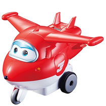 Avião Super Wings - Vroom N Zoom 80063 - Intek -