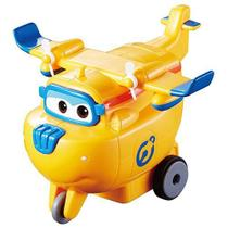 Aviao Super WINGS Vroom N Zoom Donnie INTEK YW80140 8014-0 -