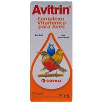 Avitrin Complexo Vitaminico 15ML - Coveli