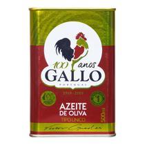 Azeite de Oliva Tipo Único Gallo Lata 500ml -