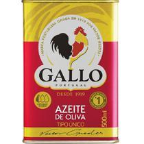 Azeite de Oliva Tipo Unico Lata 500ml 1 UN Gallo -
