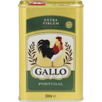 Azeite Extra Virgem Lata 500ml - Gallo -