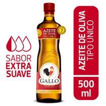 Azeite Português Galo Tipo Único 500Ml - GALLO