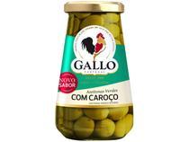 Azeitona Verde com Caroço Gallo - 183g