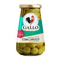 Azeitona Verde Gallo com Caroço 183g -