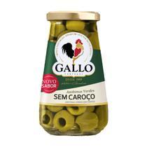 Azeitona Verde Gallo sem Caroço 150g -