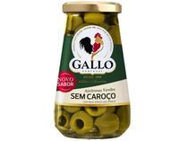 Azeitona Verde sem Caroço Gallo 150g -