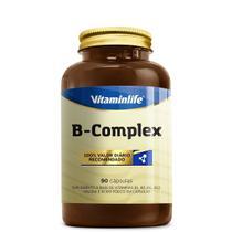 B-Complex 90 cápsulas Vitaminlife -