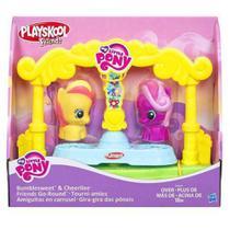 B4626 My Little Pony Playskool Gira Gira Bumble E Cheerilee - Hasbro