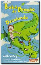 Baba de dragao - decolando - Escarlate -