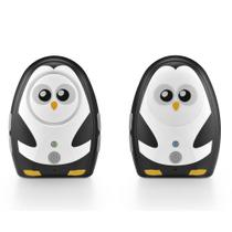 Babá Eletrônica Audio Digital Multikids BB024 - Pinguim - Multikids baby