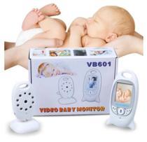 Babá Eletrônica Baby Monitor Digital Bebê Visão Noturna - Telintec
