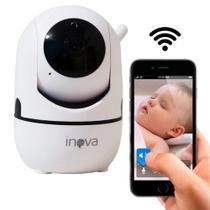 Babá Eletrônica Câmera Inova Wifi Vídeo e Audio bi-direcional -