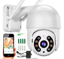 Babá Eletrônica Câmera Ip Segurança Wifi Infravermelho - Jortan