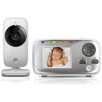 Baba eletrônica motorola vídeo baby monitor - mbp482 -
