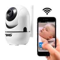 Babá Eletrônica Wifi Vídeo e Audio bi-direcional Onvif TWG -