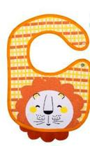 Babador 3d Leão - Bambi Incomfral Ref 10023 -