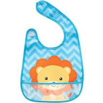 Babador Animal Fun - Leão Buba Baby -