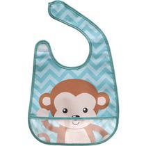 Babador animal fun - macaco - Buba