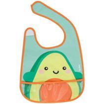 Babador com bolso Buba - Frutti Avocado -