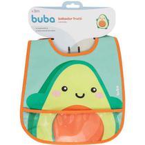 Babador com Bolso Frutti Avocado - Buba -