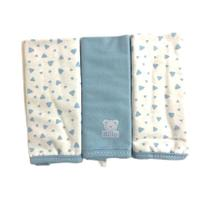 Babetes Paninho de Boca Billo Azul - Minasrey -