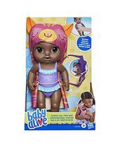 Baby Alive Boneca Dia De Sol Negra - Hasbro 2570 -