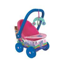 Baby Alive Carrinho De Bebê 3 em 1 - 2480 - Cotiplás - Cotiplas