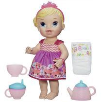 Baby Alive Hora do Chá Loira - Hasbro -