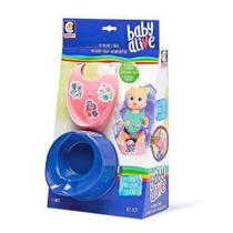 Baby Alive Kit Babador e Pinico - 2484 - Cotiplás - Cotiplas