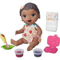 Baby Alive Lanchinhos Divertidos Negra B5014 - Hasbro -