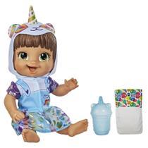 Baby Alive Tinycorn Panda Morena E9422 - Hasbro -