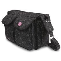 Baby Bag Grande Luxo c/trocador da Linha MINNE BABY-Babygo - Dermiwil