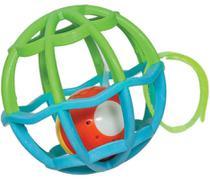 Baby Ball Luz e Som Azul e Verde 5848 Buba Baby -
