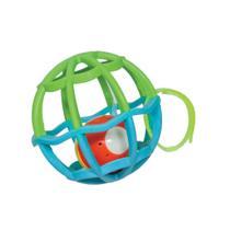 Baby Ball Luz e Som Azul e Verde - Buba - Buba toys
