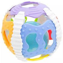 Baby Ball Multi Textura Bco - Buba Baby -