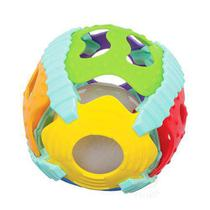 Baby Ball Multi Textura Toys Colorido - Buba -