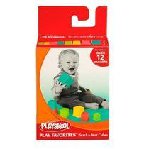 Baby Blocos de Encaixar Cubo Playskool - Hasbro -