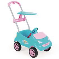 Baby Car Azul e Rosa Homeplay - 4009 -