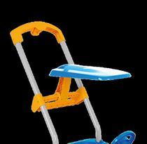 Baby Car Carro Passeio Azul Com Acessórios - Homeplay -